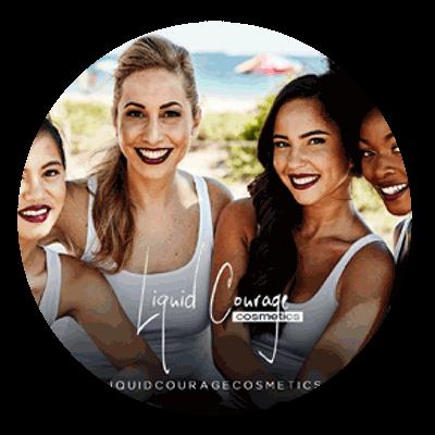 Roshell Rosemond Liquid Courage Cosmetics
